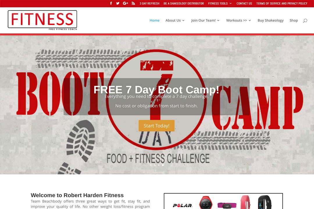 5 Things Every Fitness Website Needs