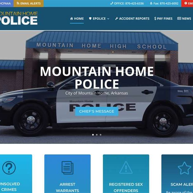 Mountain Home Police